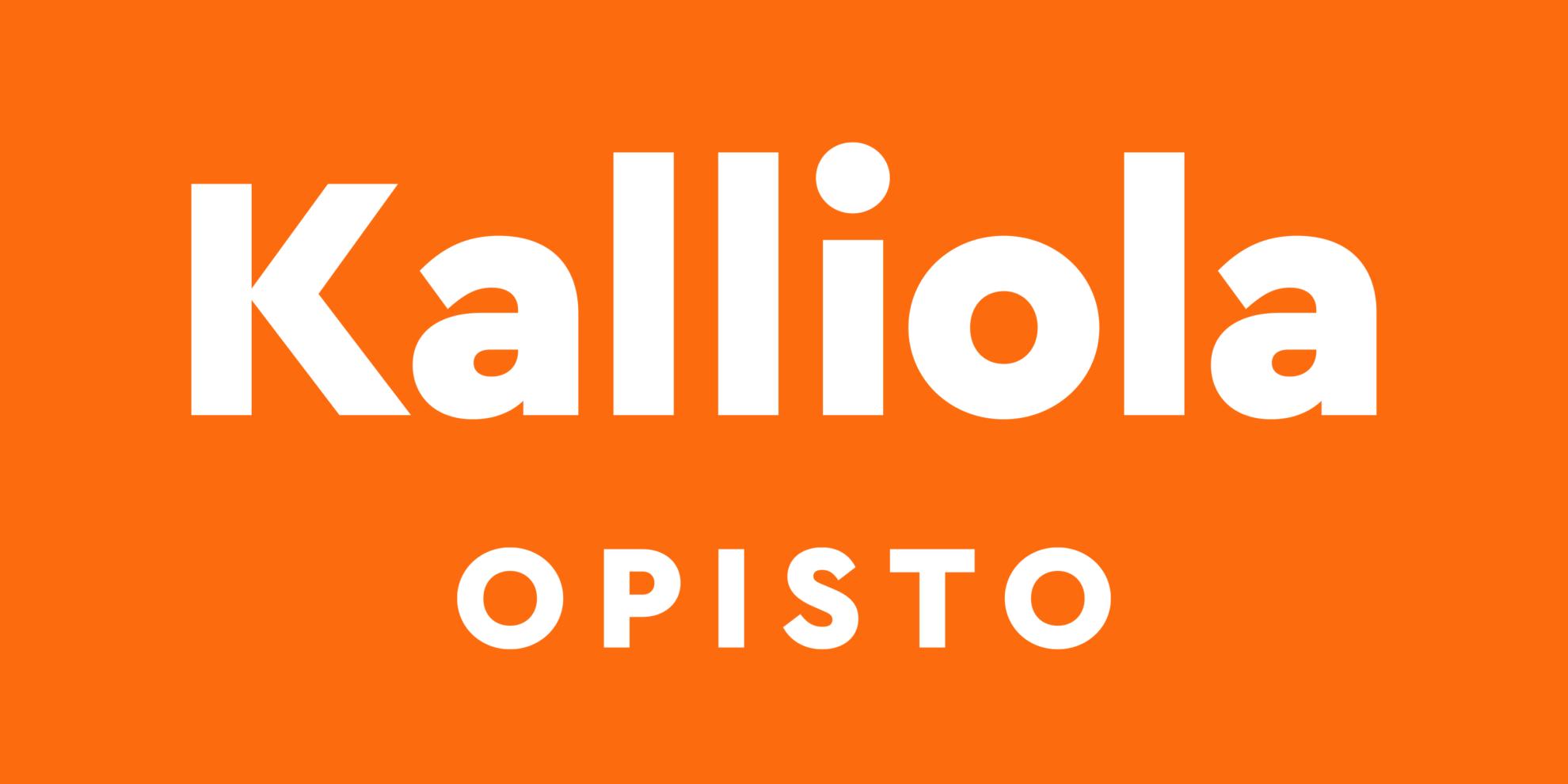 Kalliola opisto logo